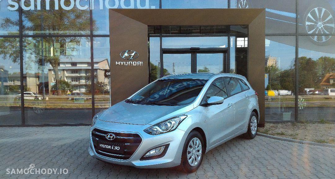 Hyundai I30 Wagon 1.4 CRDI (90KM) w wersji wyposażenia Classic Plus!!! 1