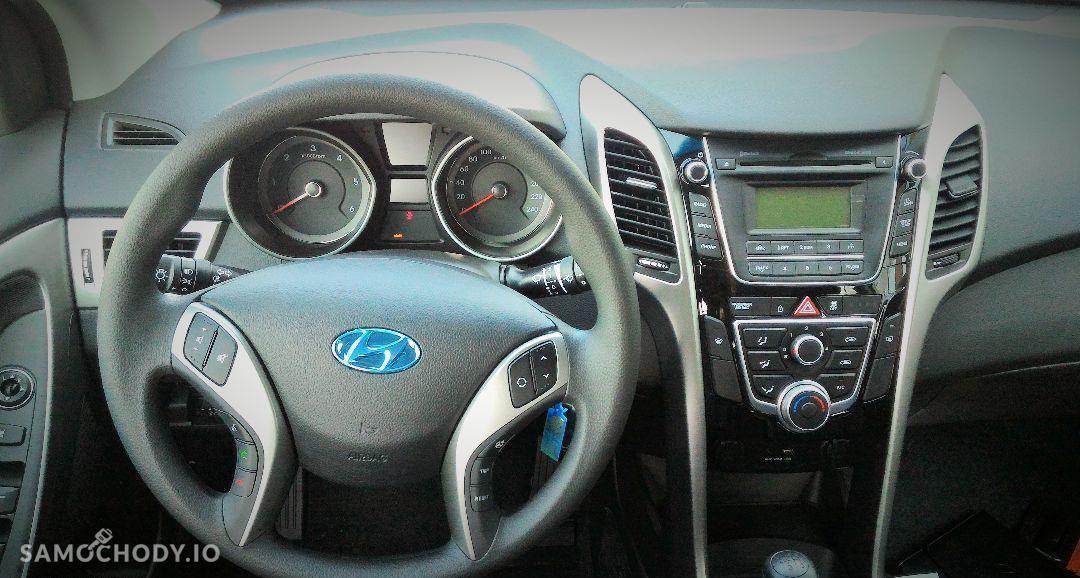 Hyundai I30 Wagon 1.4 CRDI (90KM) w wersji wyposażenia Classic Plus!!! 79
