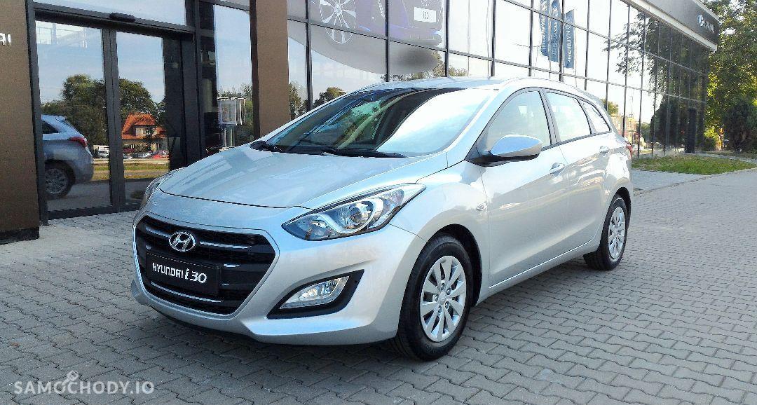 Hyundai I30 Wagon 1.4 CRDI (90KM) w wersji wyposażenia Classic Plus!!! 4