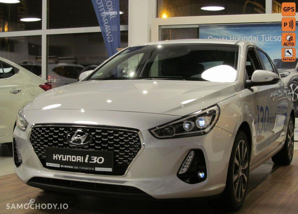 Hyundai I30 Hyundai I30 III Genracji 2017r Auto Demonstracyjne 1