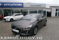 hyundai i30 Hyundai I30 1.4 MPI 100 KM, Comfort + Klimatyzacja automatyczna