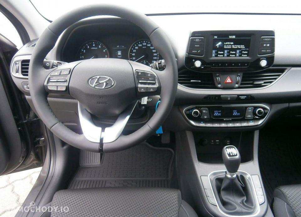 Hyundai I30 1.4 MPI 100 KM, Comfort + Klimatyzacja automatyczna 79