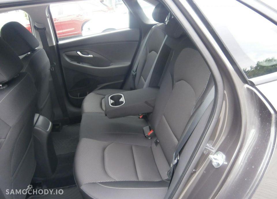 Hyundai I30 1.4 MPI 100 KM, Comfort + Klimatyzacja automatyczna 121