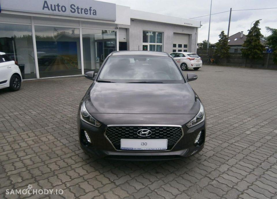 Hyundai I30 1.4 MPI 100 KM, Comfort + Klimatyzacja automatyczna 2