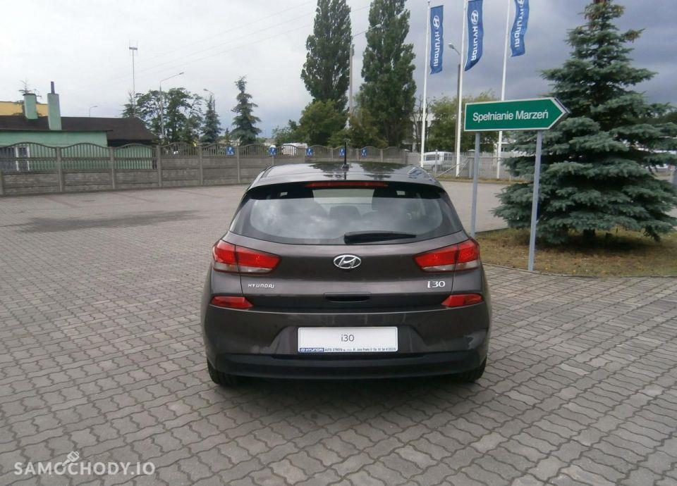Hyundai I30 1.4 MPI 100 KM, Comfort + Klimatyzacja automatyczna 22