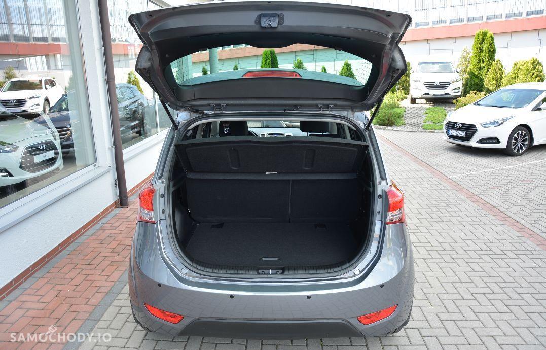 Hyundai ix20 1,6 MPI 125KM Comfort Krajowy Serwioswany Gwarancja Automat 7