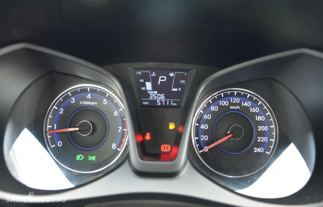 Hyundai ix20 1,6 MPI 125KM Comfort Krajowy Serwioswany Gwarancja Automat 46