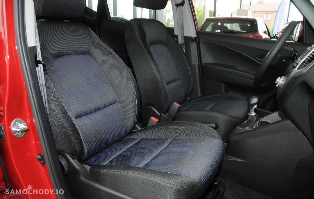 Hyundai ix20 Dostępny NATYCHMIAST w SUPER Kolorze TYLKO w Keller Gliwice 22