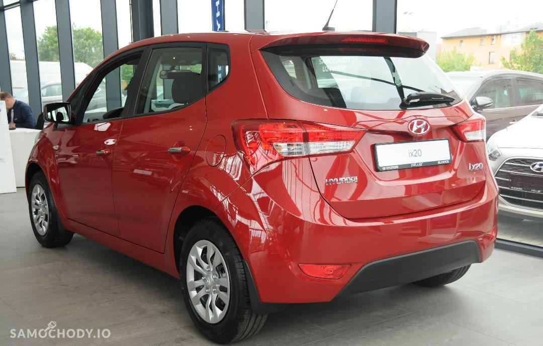 Hyundai ix20 Dostępny NATYCHMIAST w SUPER Kolorze TYLKO w Keller Gliwice 2