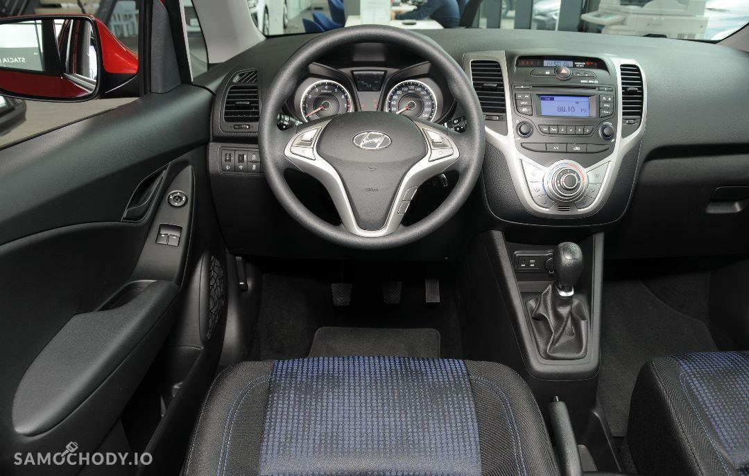 Hyundai ix20 Dostępny NATYCHMIAST w SUPER Kolorze TYLKO w Keller Gliwice 16
