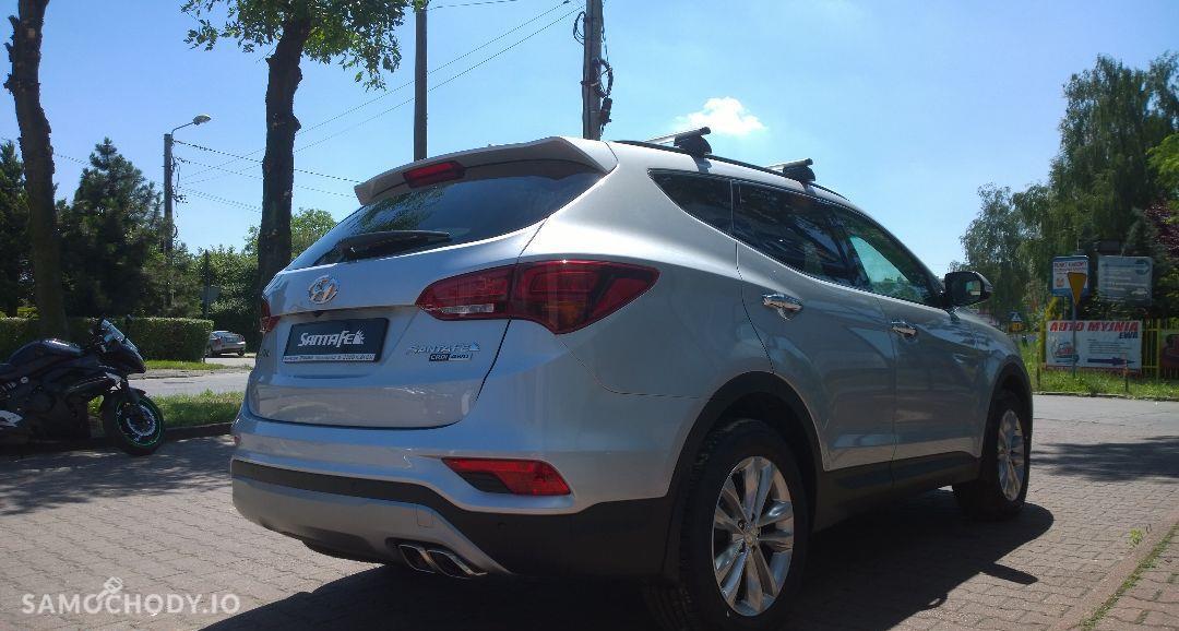 Hyundai Santa Fe Wyprzedaż rocznika 2016 w ASO, Okazja! 22