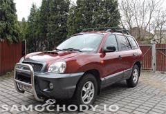 hyundai santa fe Hyundai Santa Fe 2,0 TDI 4X4 KRAJOWY/ orurowanie/ serwis / OKAZJA!!