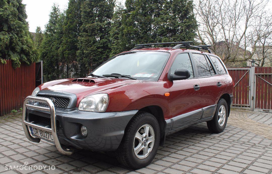 Hyundai Santa Fe 2,0 TDI 4X4 KRAJOWY/ orurowanie/ serwis / OKAZJA!! 1