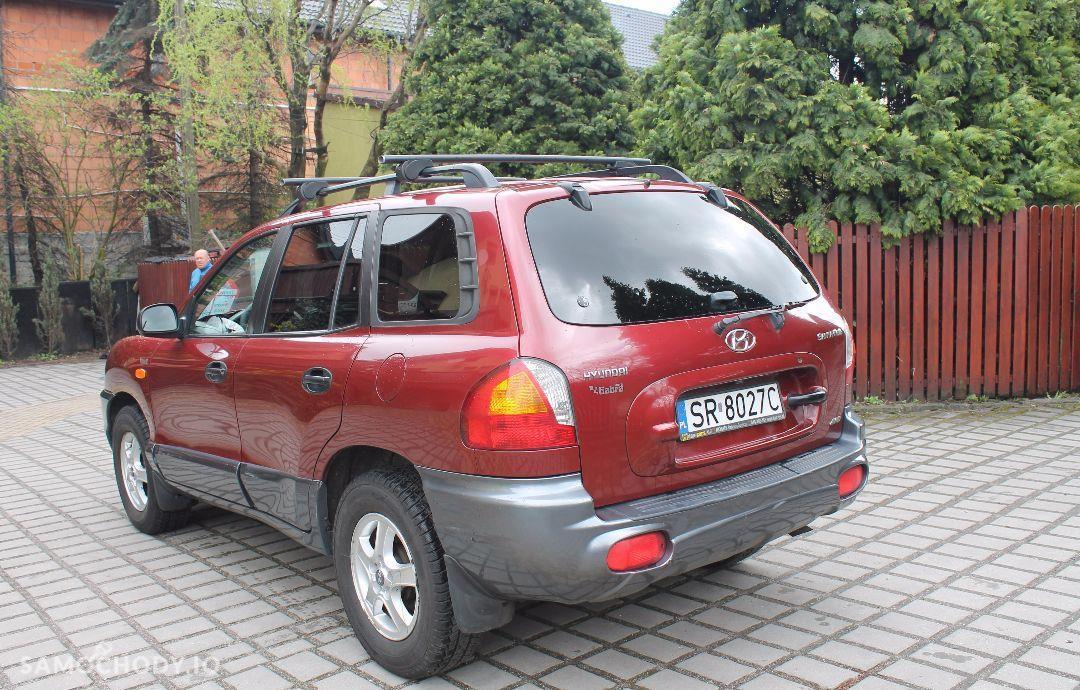 Hyundai Santa Fe 2,0 TDI 4X4 KRAJOWY/ orurowanie/ serwis / OKAZJA!! 29