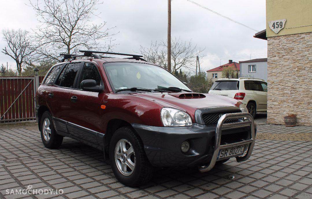 Hyundai Santa Fe 2,0 TDI 4X4 KRAJOWY/ orurowanie/ serwis / OKAZJA!! 2