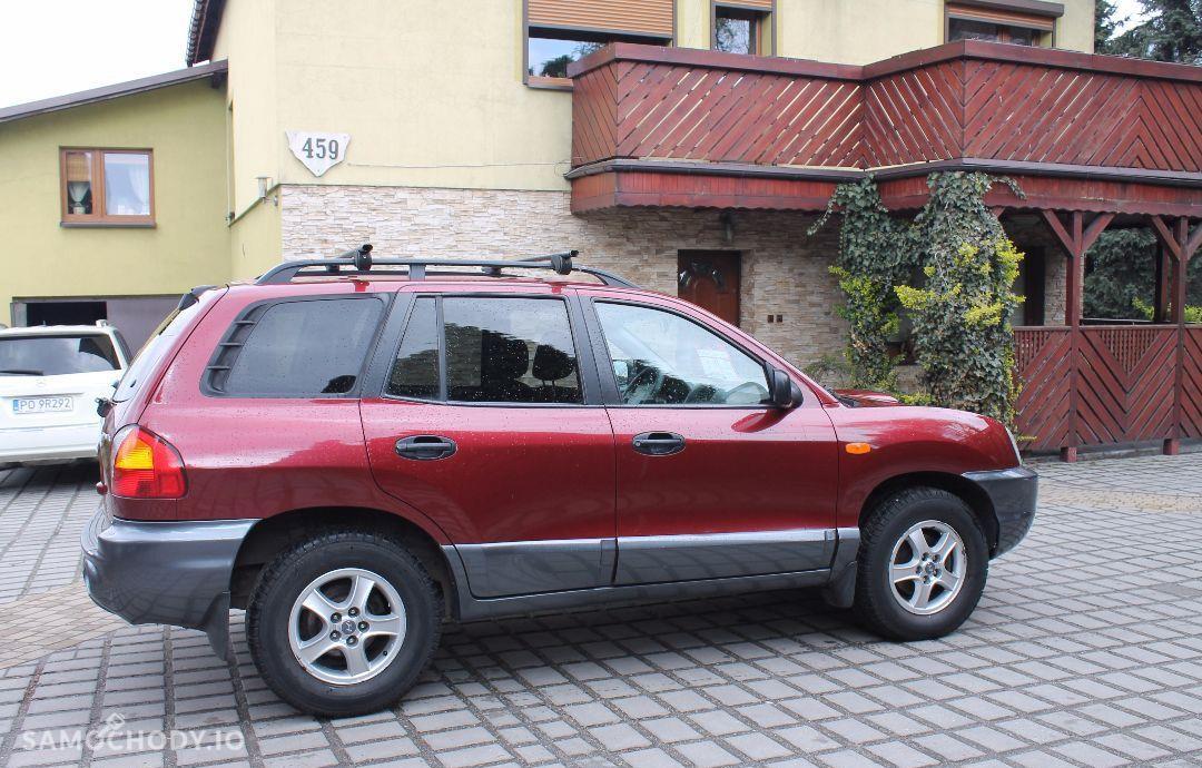 Hyundai Santa Fe 2,0 TDI 4X4 KRAJOWY/ orurowanie/ serwis / OKAZJA!! 4