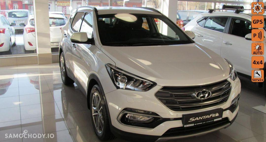 Hyundai Santa Fe Hyundai Santa Fe 2017r Dla Firm i Grup Zawodowych 1