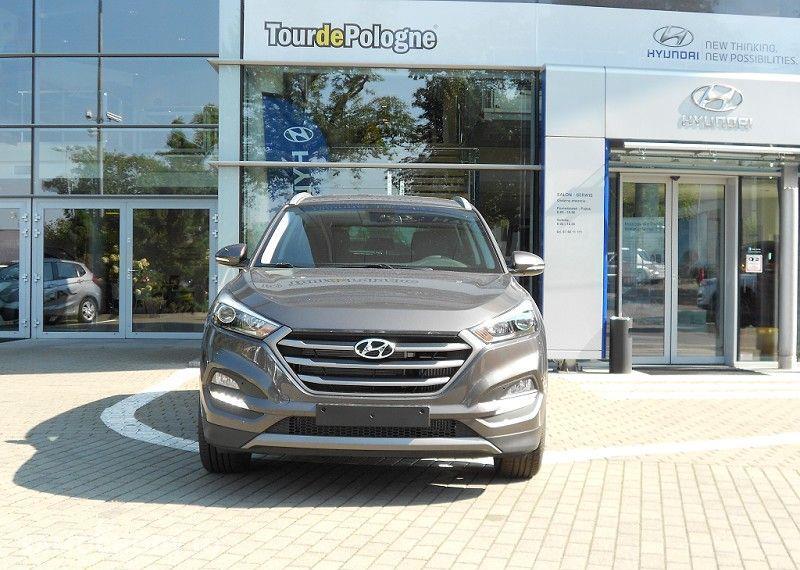 Hyundai Tucson Diesel skrzynia automatyczna 7DCT 2