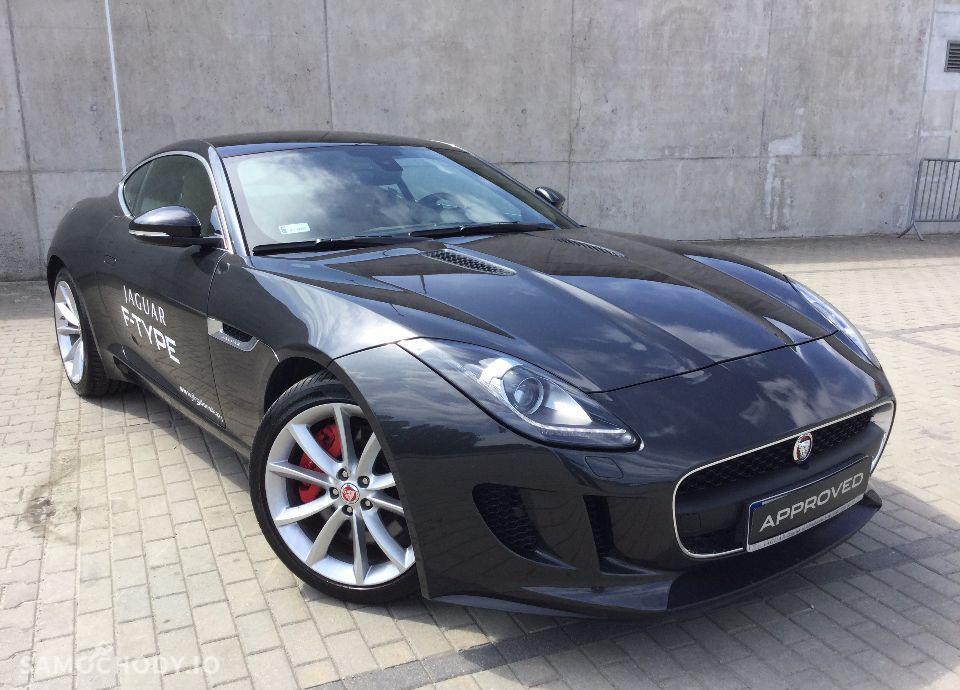 Jaguar F-Type 3.0 S/C Coupe MY15 4