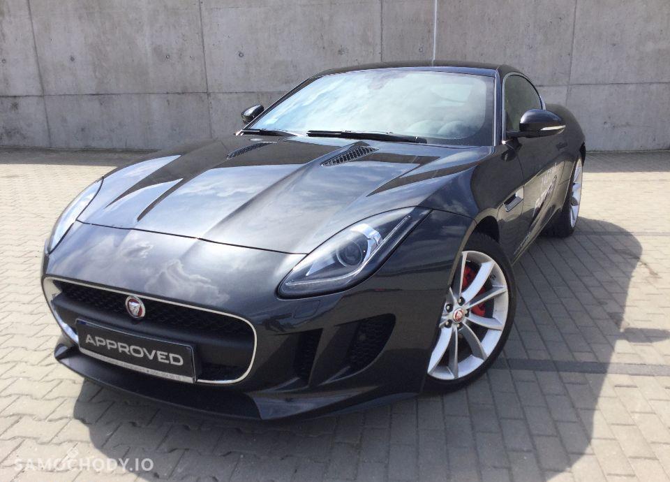 Jaguar F-Type 3.0 S/C Coupe MY15 1