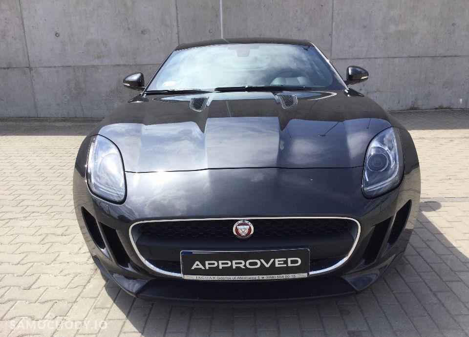 Jaguar F-Type 3.0 S/C Coupe MY15 2