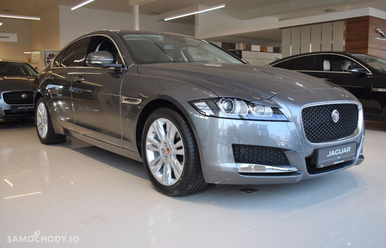 Jaguar XF 2.0 i4D 180KM RWD Auto Prestige Wyprzedaż rocznika F VAT NOWY 1
