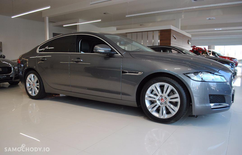 Jaguar XF 2.0 i4D 180KM RWD Auto Prestige Wyprzedaż rocznika F VAT NOWY 4