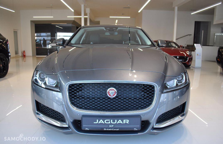 Jaguar XF 2.0 i4D 180KM RWD Auto Prestige Wyprzedaż rocznika F VAT NOWY 2