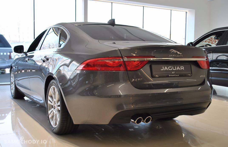 Jaguar XF 2.0 i4D 180KM RWD Auto Prestige Wyprzedaż rocznika F VAT NOWY 11