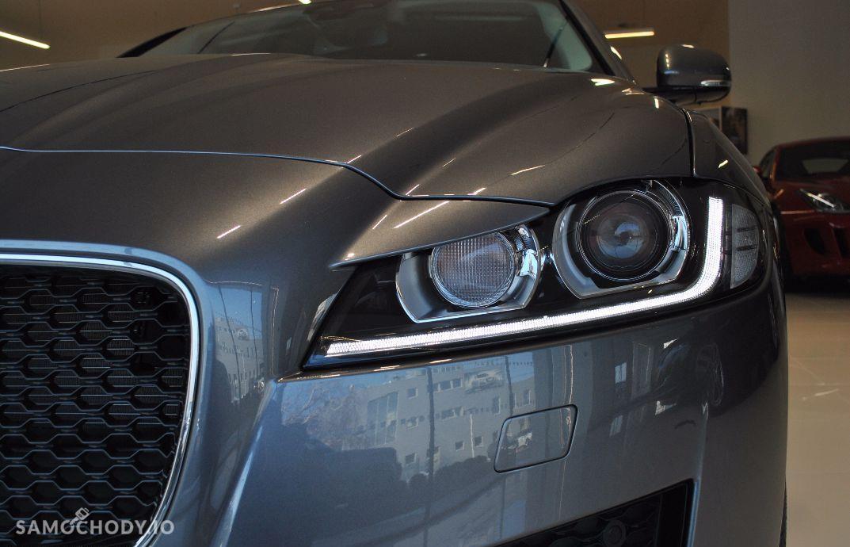 Jaguar XF 2.0 i4D 180KM RWD Auto Prestige Wyprzedaż rocznika F VAT NOWY 67
