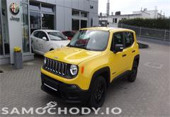 jeep Jeep Renegade Jeep Renegade Sport benzyna 1.6 110KM E Torque 2017