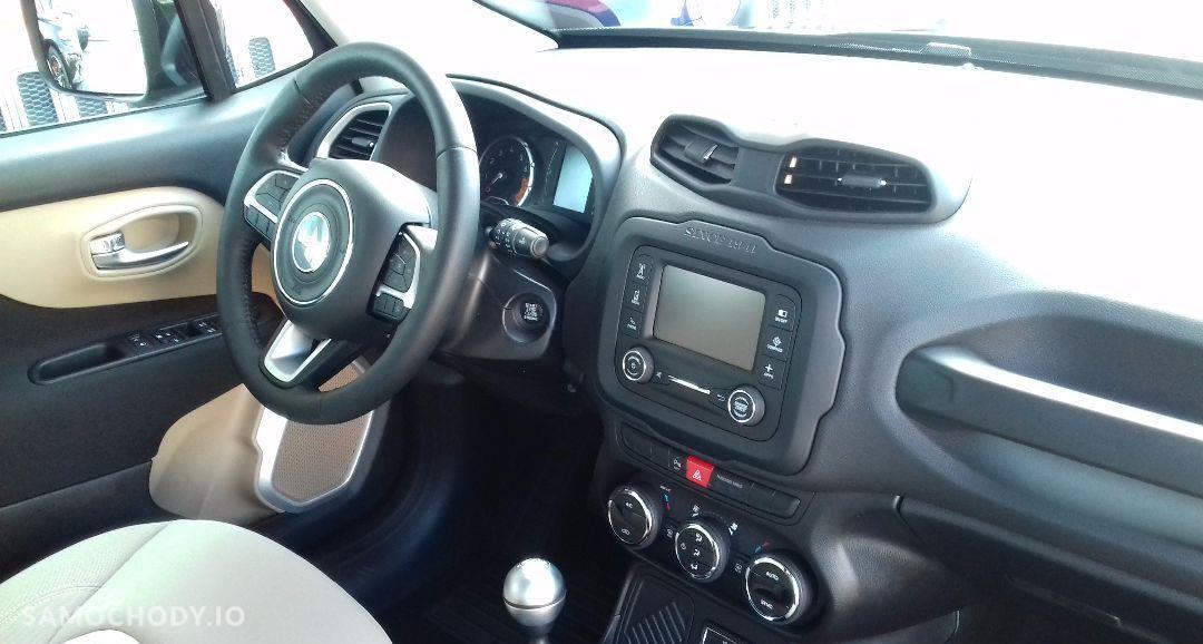 Jeep Renegade LONGITUDE 1,6 110KM *JASNA TAPICERKA* 2017 + Leasing od 100% 29