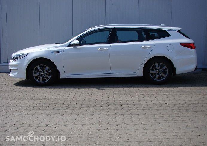 Kia Optima 1.7CRDi 6AT M, Polski Salon, Gwarancja, Autoryzowany Dealer 4