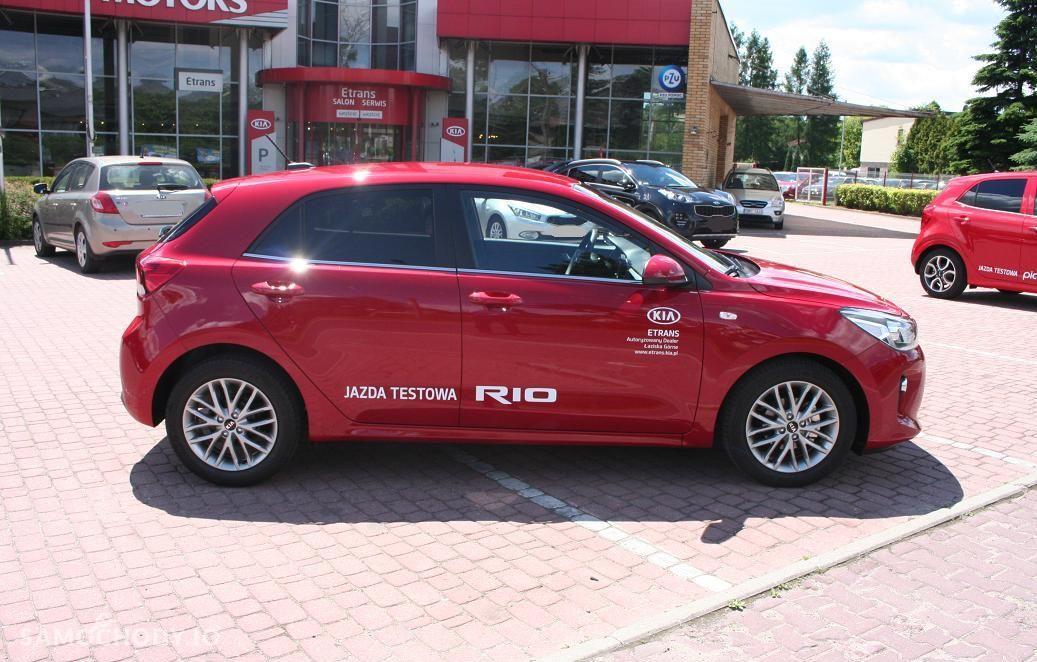 Kia Rio 1.2 L+AEB+NAV+STY //Dealer Kia ETRANS\\\\ Demo, Rabat 4000 zł 7