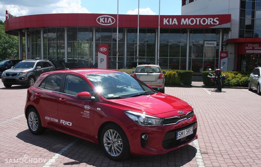 Kia Rio 1.2 L+AEB+NAV+STY //Dealer Kia ETRANS\\\\ Demo, Rabat 4000 zł 1