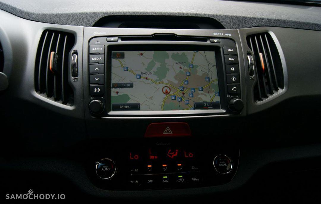 Kia Sportage 1.7 CRDI 116KM Navi, Led, PDC, Kamera, Gwarancja, Bezwypadek! 37
