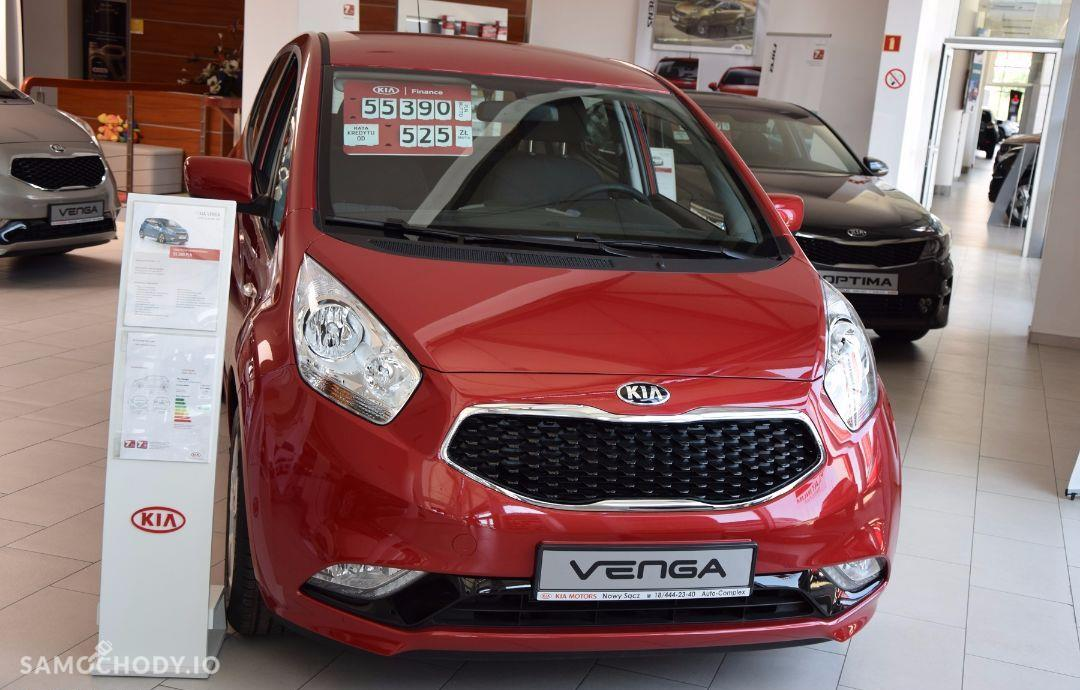 Kia Venga 1.4 benz, 90 KM, fabrycznie nowy ! wersja M !!! Rabat ! 4