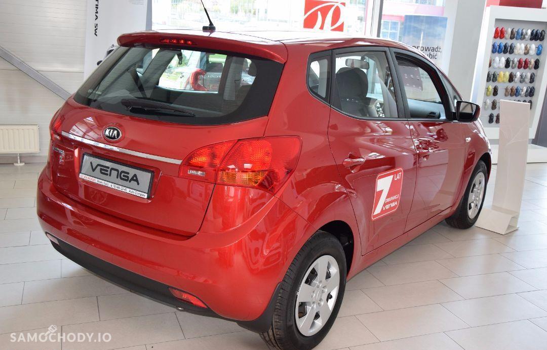 Kia Venga 1.4 benz, 90 KM, fabrycznie nowy ! wersja M !!! Rabat ! 7