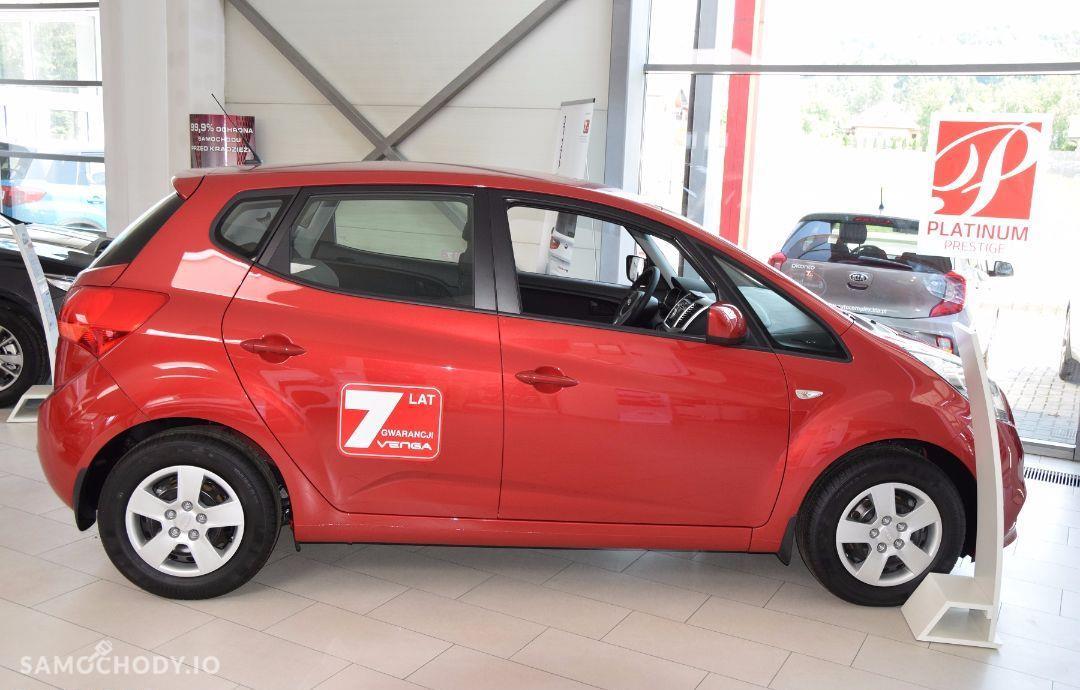 Kia Venga 1.4 benz, 90 KM, fabrycznie nowy ! wersja M !!! Rabat ! 2