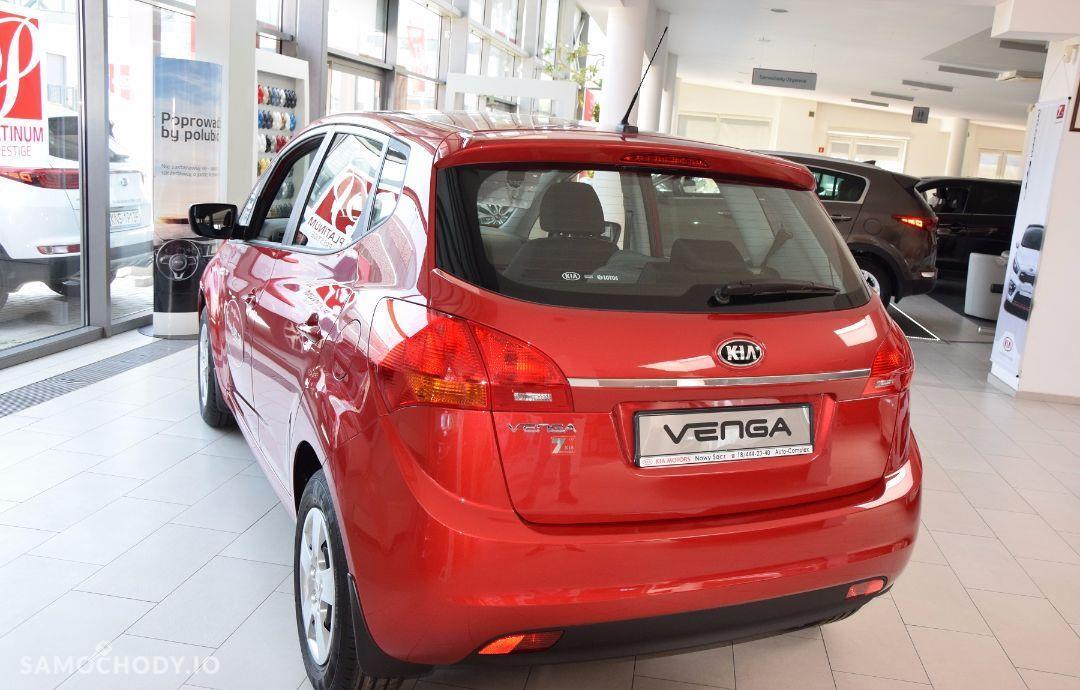 Kia Venga 1.4 benz, 90 KM, fabrycznie nowy ! wersja M !!! Rabat ! 11