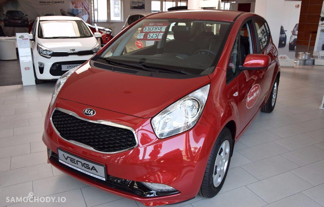 Kia Venga 1.4 benz, 90 KM, fabrycznie nowy ! wersja M !!! Rabat ! 1