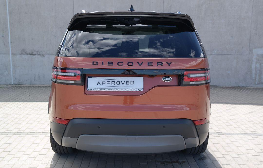 Land Rover Discovery First Edition 3,0 TD6 258km 11
