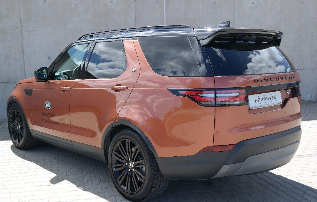 Land Rover Discovery First Edition 3,0 TD6 258km 16