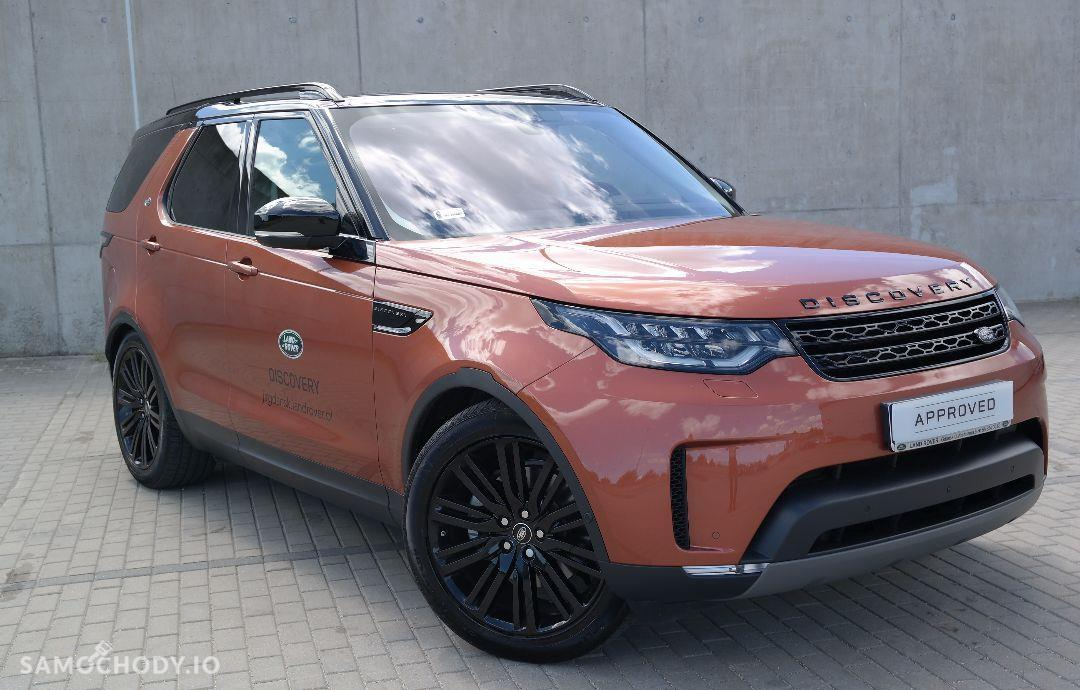 Land Rover Discovery First Edition 3,0 TD6 258km 4