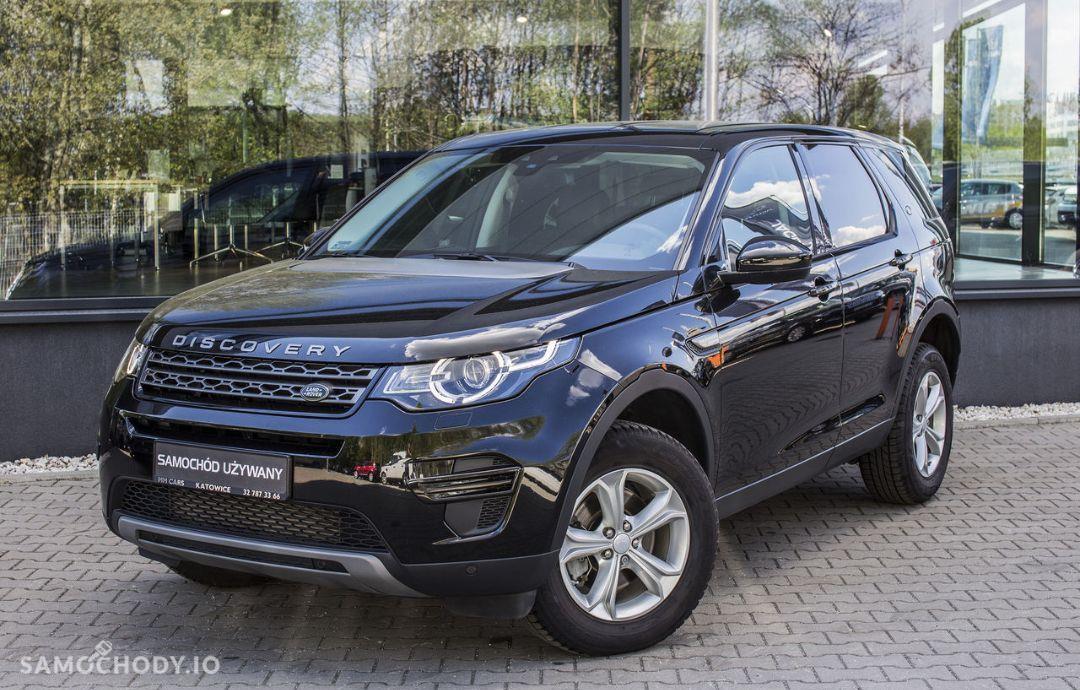 Land Rover Discovery Sport Samochód Używany 1