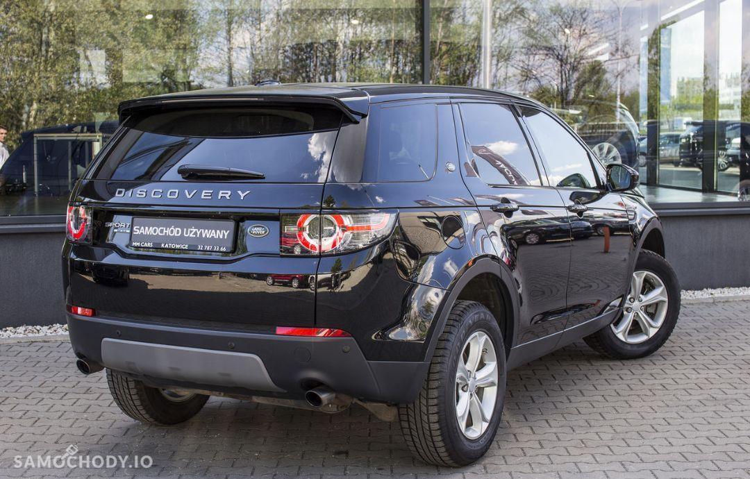 Land Rover Discovery Sport Samochód Używany 2
