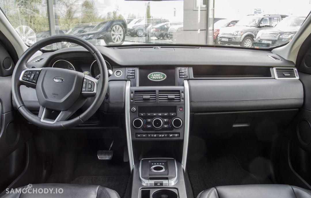 Land Rover Discovery Sport Samochód Używany 7
