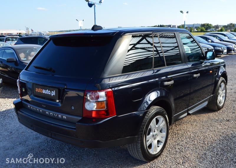 Land Rover Range Rover Sport 100% Bezwypadkowy! Serwisony! 4