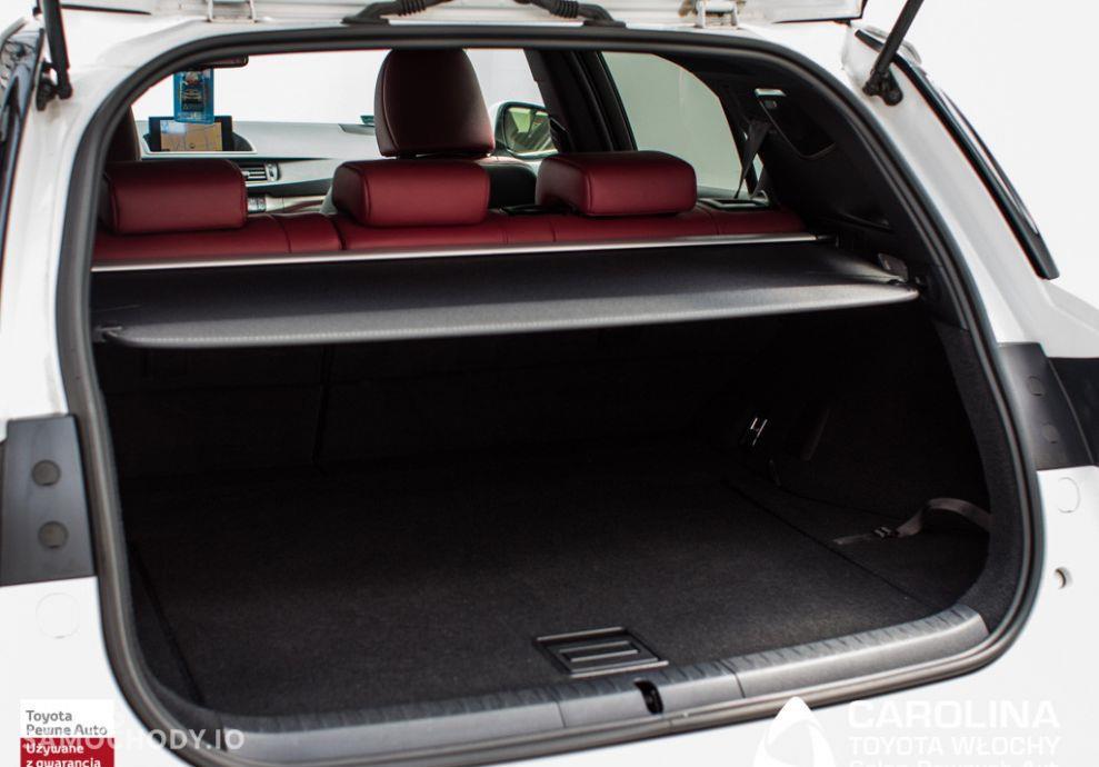 Lexus CT 200h F Sport EU6 22