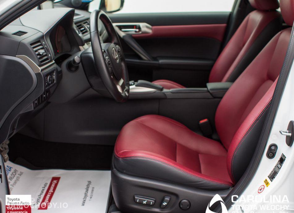 Lexus CT 200h F Sport EU6 7